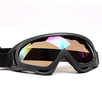 Gafas de una sola capa UVX400 Protección antiniebla Gafas de ...