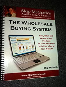 The Wholesale Buying System How What And Where To Buy Products At True Wholesale To Sell On Ebay Or Your Website Downloads Website Of Zuenezu