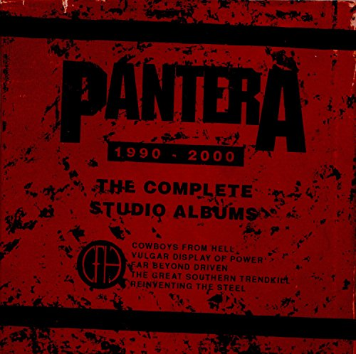 PANTERA - Reinventing the Steel [Amended Version] - Zortam Music