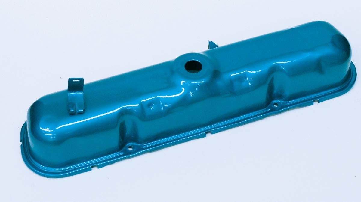 Eastwood Ceramic Super Durable Protective Engine Paint Old 455 Blue 1966 1 QT 32 oz