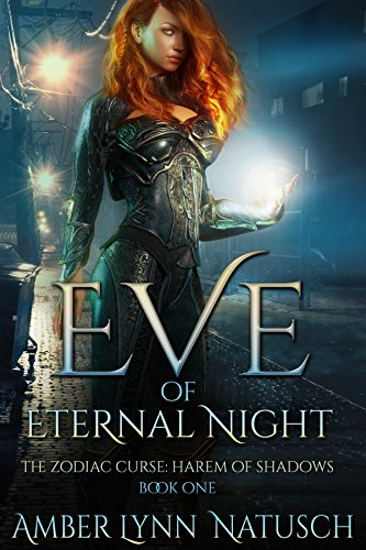 Eve Of Eternal Night The Zodiac Curse Harem Of Shadows Book 1 By