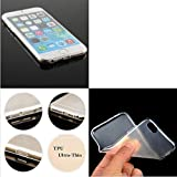 iPhone 6 / 6s Set of 2 ,Best Friends Forever BFF DECO FAIRY Ultra Slim Translucent Silicone Clear Case Gel Cover for Apple