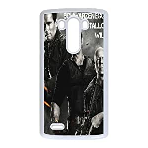 The Expendables For LG G3 Phone Case & Custom Phone Case Cover R97A652656