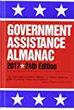 img - for Government Assistance Almanac 2017 book / textbook / text book
