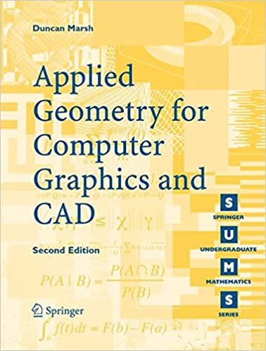 Amazon com: Applied Geometry for Computer Graphics and CAD