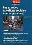 LES GRANDES QUESTIONS SOCIALES CONTEMPORAINES