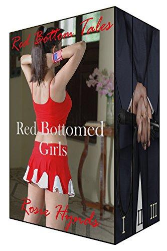 Red bottom girl