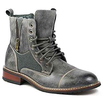 Ferro Aldo Mens Fashion Ankle Boots Shoes