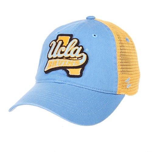 Zephyr NCAA UCLA Bruins Men's Freeway Relaxed Cap, Adjustable, Team Color ()