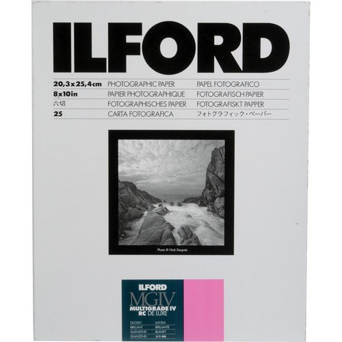 ilford resin coated - 6