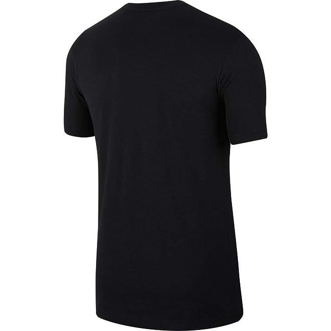 Jordan Camiseta Air Crew Negro S (Small): Amazon.es: Ropa y accesorios