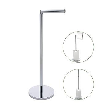 Uberlegen ORPERSIST Rollenhalter Biegsamen Edelstahl Toilettenpapierhalter Vertikale  Lagerung Papiertuch Halter