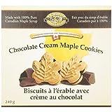 L B Maple Treat Maple Chocolate Cream Cookies, 240gm