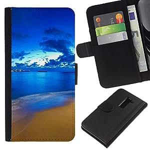 JackGot ( Natura Bella Forrest Verde 60 ) LG G2 D800 la tarjeta de Crédito Slots PU Funda de cuero Monedero caso cubierta de piel
