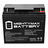 Mighty Max Battery 12v 18AH SLA Battery Replaces