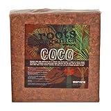 Roots Organics Coco Chips Block, 4.5-Kilogram