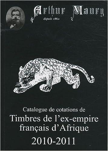 Livre gratuits Timbres de l'ex-empire français d'Afrique pdf