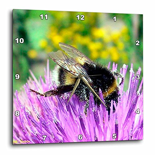 Busy Bee Clock - 4