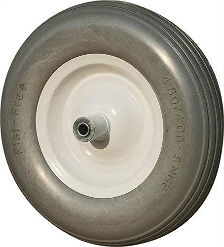 Rocky Mountain Goods Flat Free Wheelbarrow Wheel 16
