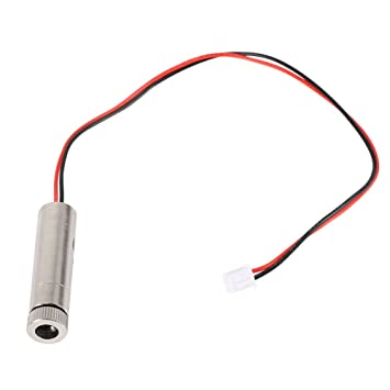 Laserdiode Kopf Laser Modul Blau-violett Licht 405nm 1500mW 5V für NEJE Engraver
