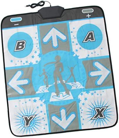 ダンスパッド 任天堂Wii用 ダンスマット 1人用 滑り止め