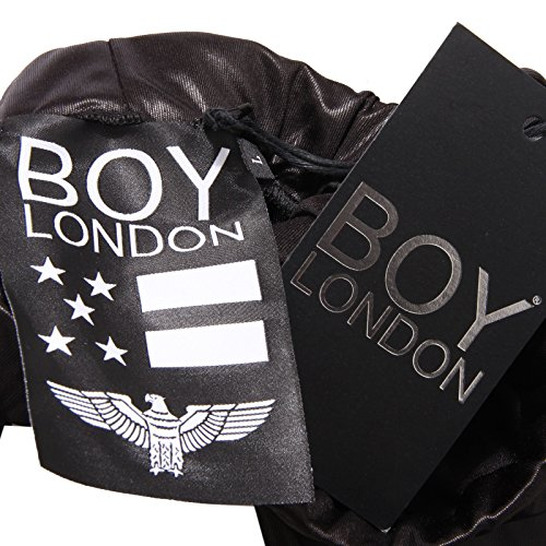 London Leggings Lucido Effetto Nero Boy 6qUA0x