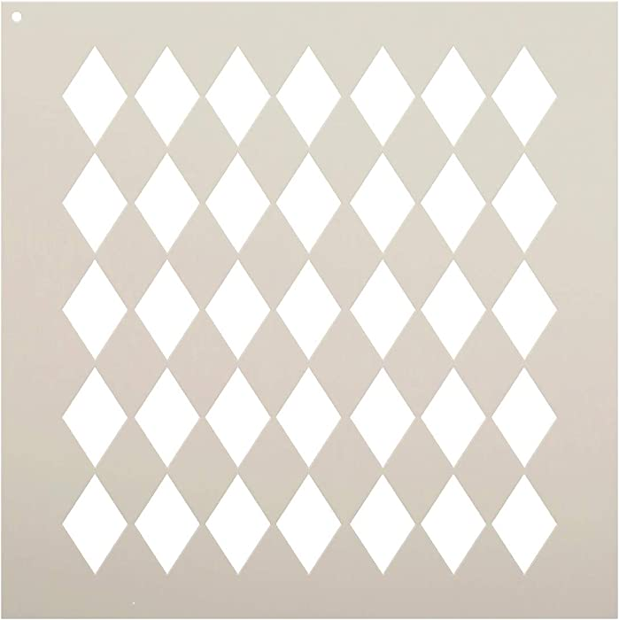 The Best Harlequin Stencil For Furniture