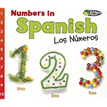 Numbers in Spanish: Los Números (World Languages - Numbers) (Multilingual Edition) by Daniel Nunn (2012-08-01)