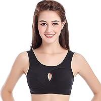 No Steel Ring Sports Underwear Shockproof Fitness Vest Cotton Fabric Sleep Bra