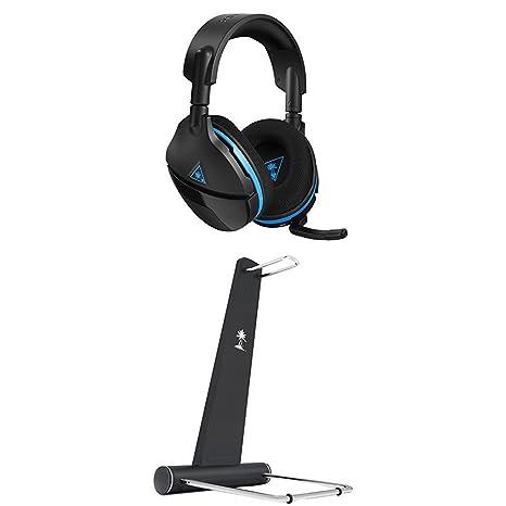 Turtle Beach - Auriculares de Juego Premium con Sonido Envolvente Inalámbricos, Stealth 600 (PS4
