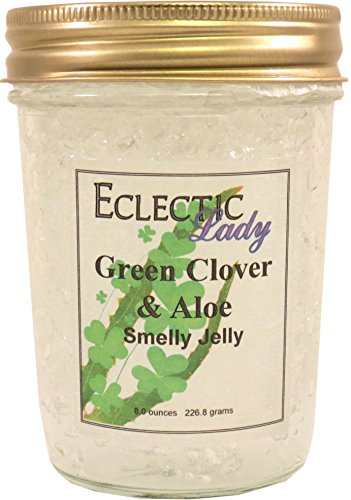 Green Clover And Aloe Smelly Jelly by Eclectic Lady ()
