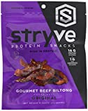 Beef Biltong, No Fat, Low Sugar, 16g Protein – 4.0oz