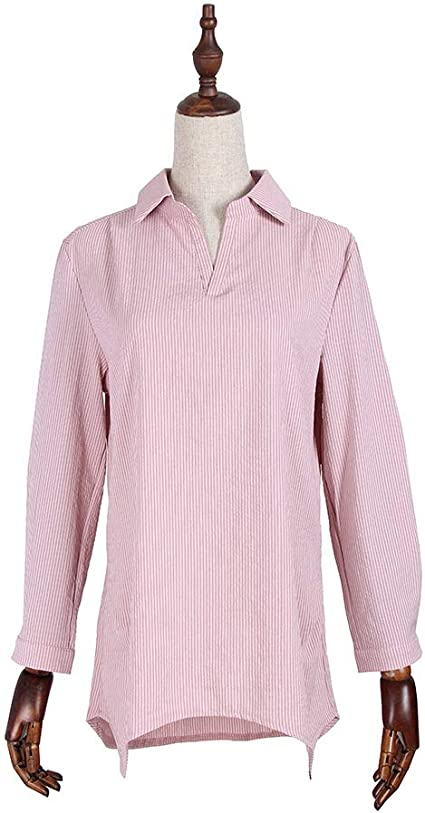 Heeecgoods Camisas Sueltas Grandes para Las Mujeres Blusas ...