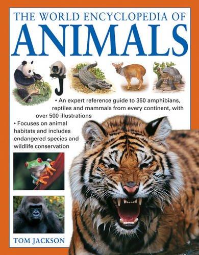 world encyclopedia of animals - 1