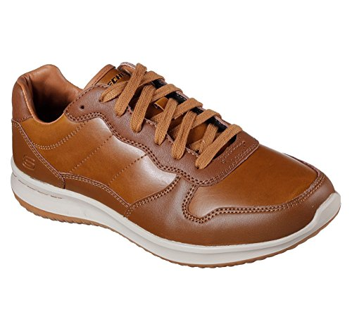 Skerchers Heren Relaxed Fit Delson Romen Tan