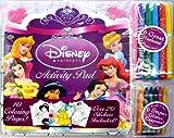: Disney Princess Activity & Coloring Set