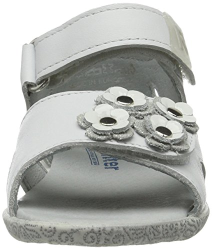 Fille Weiß Chaussures Marche Panna Richter White Sissi S Bébé wBYZnxUXq