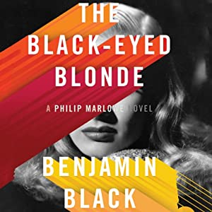 The Black-Eyed Blonde Audiobook