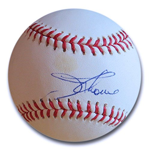 Signed Jim Thome Ball - BB604384 - Autographed Baseballs ()