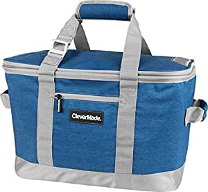 Clevermade Snapbasket 50 Can Soft Sided Collapsible