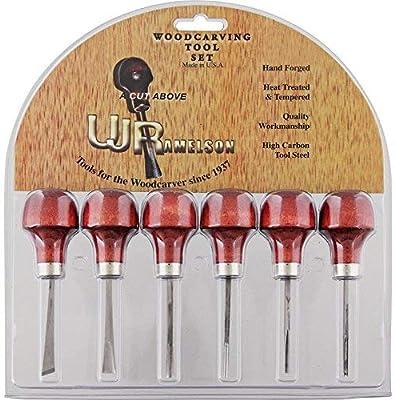 New UJ Ramelson UJ219 Linoleum//Woodcarving Tool