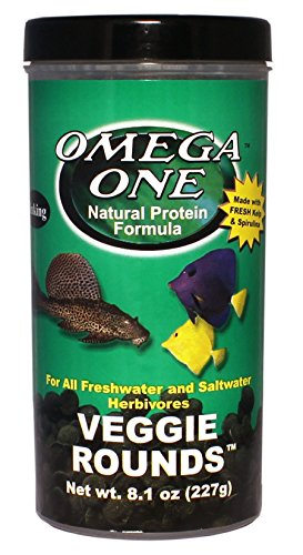 Omega One Veggie Rounds 8.1oz. by Omega One