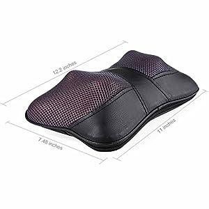 VIKTOR JURGEN Neck Massage Pillow - specs