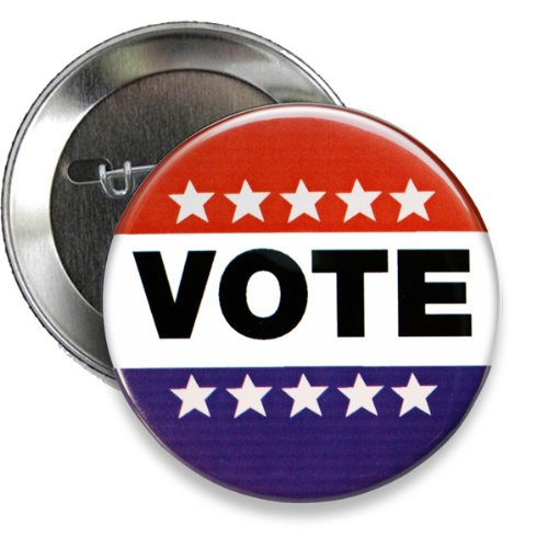 Vote Campaign Button- 3