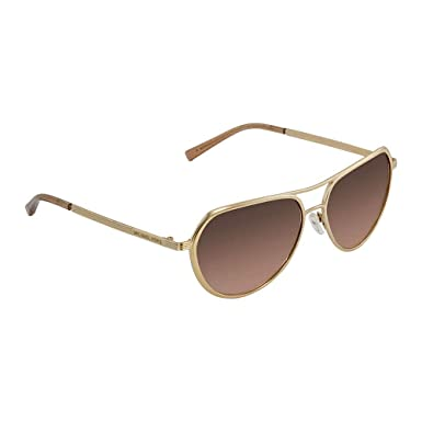 Michael Kors 121213, Gafas de sol para Mujer, Lite Gold 57 ...