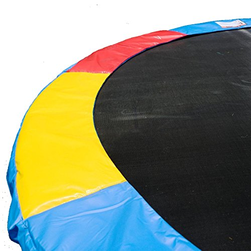 15 FT Trampoline Safety Replacement PadCover Multi Color by DTOFREE