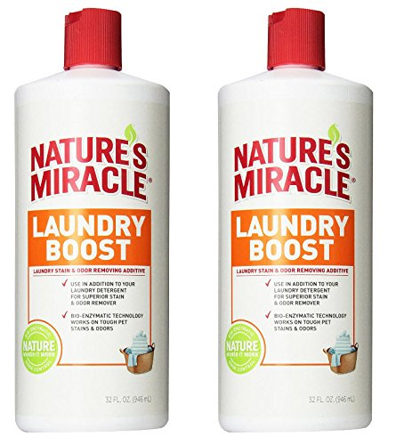 Nature's Miracle Laundry Boost (2-Pack) (Pet Laundry)