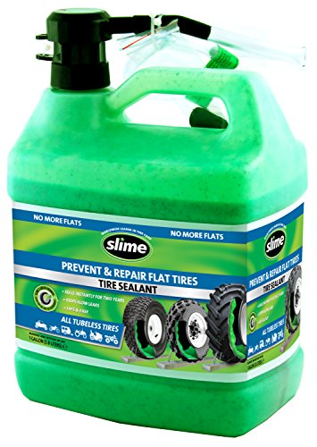 Formula Track Fix - Slime 10163 Tubeless Tire Sealant, 1 Gallon