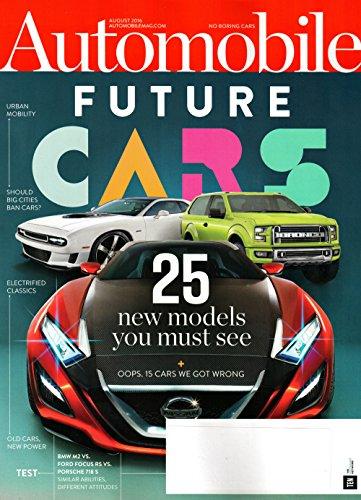 Mist Coupe (Automobile Magazine August 2016   FUTURE CARS 25 New Models)