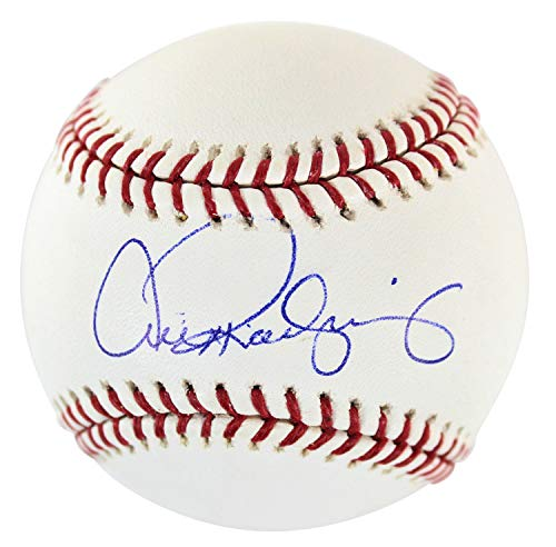 Yankees Alex Rodriguez Full Name Autographed Signed Official Major League Baseball Autographed Signed PSA/DNA #K00224